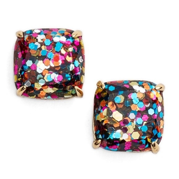 d1be6eaec687d8 kate spade Jewelry | Nwt New York Mini Small Square Studs | Poshmark